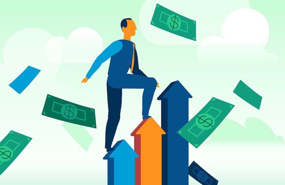 Går det att bli rik på aktier