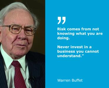 Så investerar du som Warren Buffet